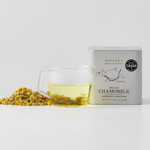 Organic Chamomile Tin box