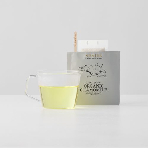 Organic Chamomile Enveloped tea bags