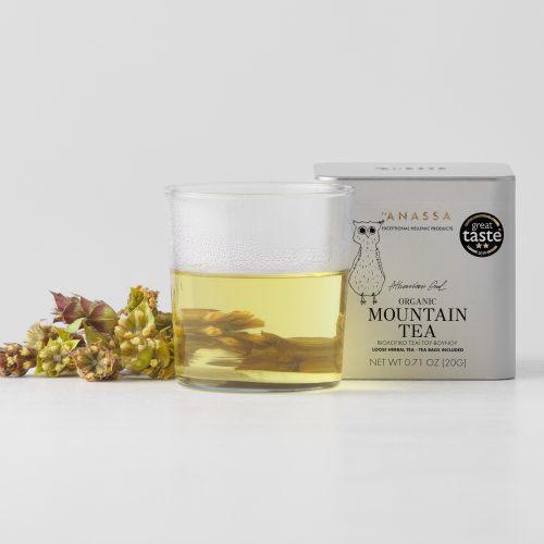 Βιολογικό Τσάι του βουνού Μεταλλικό κουτί