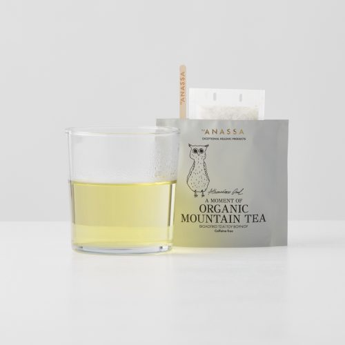 Organic Mountain Tea Enveloped tea bags