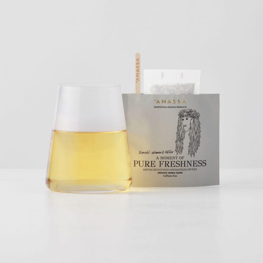 Pure Freshness Enveloped tea bags