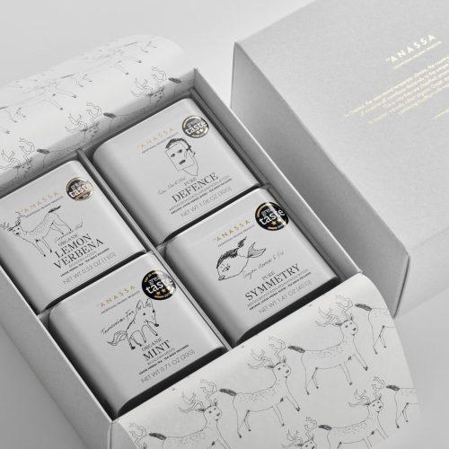 Κουτί 4 τεμαχίων Δώρα