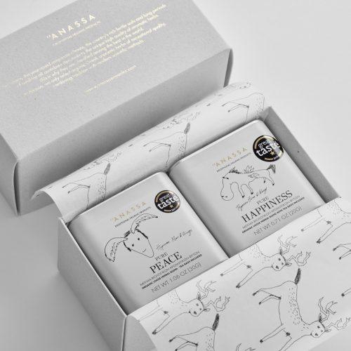 Κουτί 2 τεμαχίων Δώρα